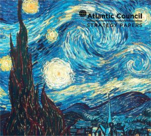 Report's cover art credit: The Starry Night by Vincent van Gogh, ca. June 1889.