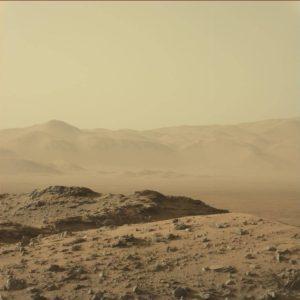 Curiosity Mastcam Left image taken on Sol 1398, July 12, 2016. Credit: NASA/JPL-Caltech/MSSS