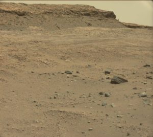 Curiosity Mastcam Left image taken on Sol 1400, July 14, 2016 Credit: NASA/JPL-Caltech/MSSS