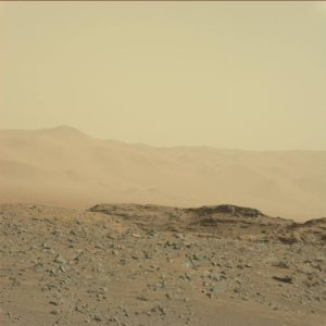 Curiosity Mastcam Left image taken on Sol 1400, July 14, 2016. Credit: NASA/JPL-Caltech/MSSS