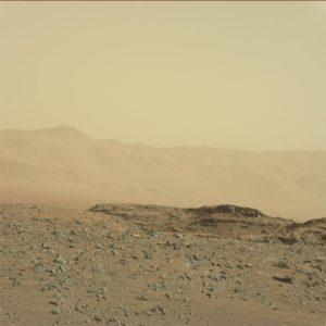 Curiosity Mastcam Left image taken on Sol 1400, July 14, 2016. Credit: NASA/JPL-Caltech/MSSS