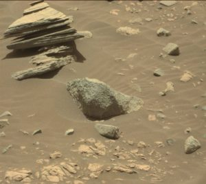 Curiosity Mastcam Right image taken on Sol 1400, July 14, 2016. Credit: NASA/JPL-Caltech/MSSS