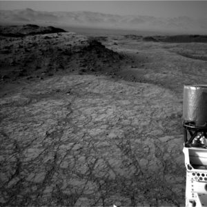 This Curiosity image was taken by Navcam Left B on Sol 1398, July 12, 2016. Credit: NASA/JPL-Caltech