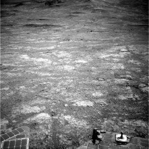 Opportunity's Navigation Camera image taken on Sol 4467. Credit: NASA/JPL-Caltech