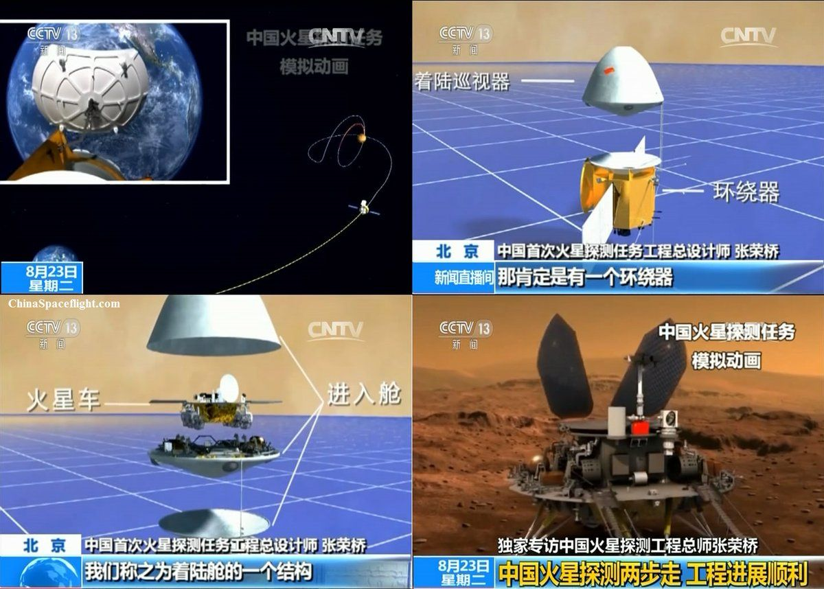 CCTV/China Spaceflight.com
