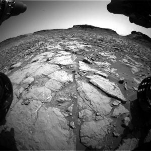 Curiosity Front Hazcam Right B image taken on Sol 1435, August 19, 2016. Credit: NASA/JPL-Caltech