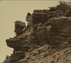 Curiosity Mastcam Right image taken on Sol 1433, August 17, 2016. Credit: NASA/JPL-Caltech/MSSS