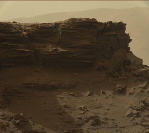 Curiosity Mastcam Right image taken on Sol 1437, August 21, 2016. Credit: NASA/JPL-Caltech/MSSS