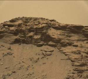 Curiosity Mastcam Right image taken on Sol 1443, August 27, 2016. Credit: NASA/JPL-Caltech/MSSS