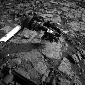Curiosity Navcam Left B image taken on Sol 1436, August 20, 2016. Credit: NASA/JPL-Caltech
