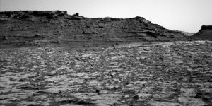 Curiosity Navcam Left B image taken on Sol 1439, August 23, 2016. Credit: NASA/JPL-Caltech