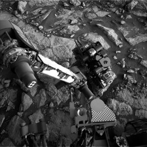 Curiosity Navcam Left B image taken on Sol 1444, August 28, 2016. Credit: NASA/JPL-Caltech