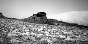 Curiosity Navcam Right B image taken on Sol 1435, August 19, 2016. Credit: NASA/JPL-Caltech