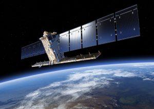 Sentinel-1A. Credit: ESA