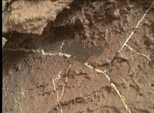 NASA's Mars rover Curiosity acquired this image using its Mars Hand Lens Imager (MAHLI), located on the turret at the end of the rover's robotic arm, on September 28, 2016, Sol 1474. Credit: NASA/JPL-Caltech/MSSS