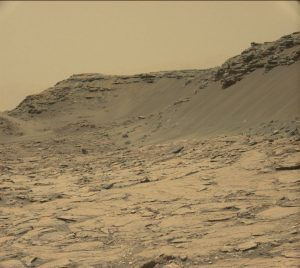 Curiosity Mastcam Left image taken on Sol 1455, September 9, 2016. Credit: NASA/JPL-Caltech/MSSS