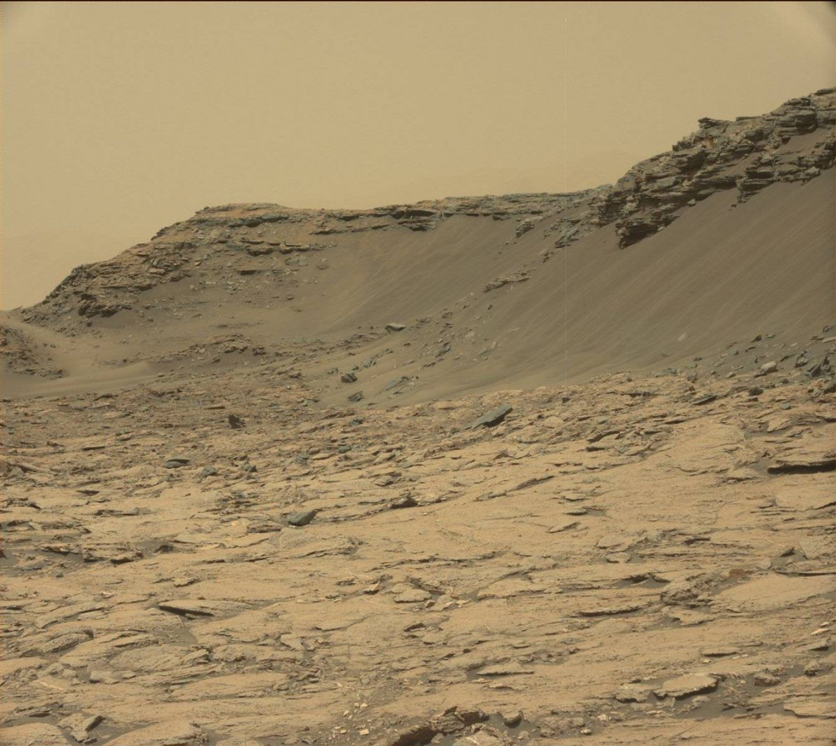 Curiosity Mars Rover Reaches New Drill Site