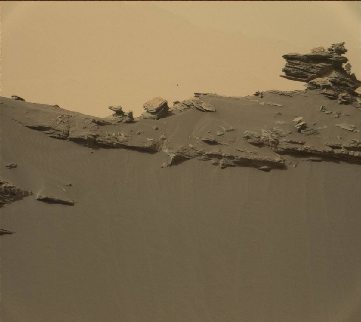 Curiosity Mars Rover: On the Prowl for Next Possible Drill ...
