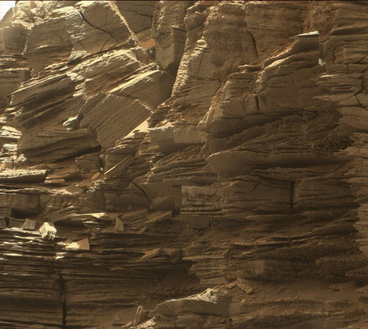 Curiosity Mars Rover: Spectacular Sightseeing