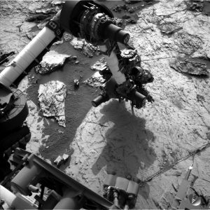 Curiosity Navcam Left B image taken on Sol 1464 September 18, 2016. Credit: NASA/JPL-Caltech