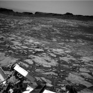 Curiosity Navcam Left B image taken on Sol 1469, September 23, 2016. Credit: NASA/JPL-Caltech