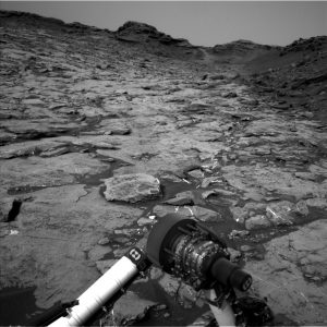Curiosity Navcam Left B image taken on Sol 1463, September 17, 2016. Credit: NASA/JPL-Caltech
