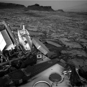 Curiosity Navcam Right B image taken on Sol 1454, September 8, 2016. Credit: NASA/JPL-Caltech