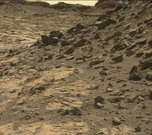 Curiosity Mastcam Left image taken on Sol 1452, September 6, 2016. Credit: NASA/JPL-Caltech/MSSS