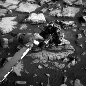 Curiosity Navcam Left B image taken on Sol 1474, September 28, 2016. Credit: NASA/JPL-Caltech