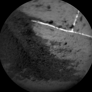 Curiosity ChemCam Remote Micro-Imager photo taken on Sol 1493, October 18, 2016. Credit: NASA/JPL-Caltech/LANL