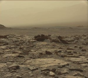 Curiosity Mastcam Left image taken on Sol 1485, October 9, 2016. Credit: NASA/JPL-Caltech/MSSS