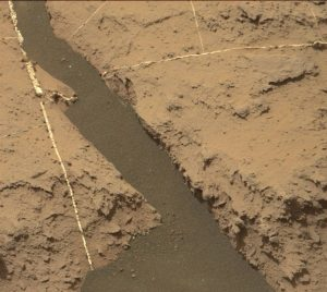 Curiosity Mastcam Right image taken on Sol 1492, October 17, 2016. Credit: NASA/JPL-Caltech/MSSS