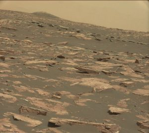Curiosity Mastcam Left image taken on Sol 1519, November 13, 2016. Credit: NASA/JPL-Caltech/MSSS