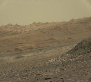 Curiosity Mastcam Right image taken on Sol 1521, November 15, 2016. Credit: NASA/JPL-Caltech/MSSS
