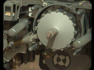 Drill time on Mars! Curiosity Mastcam Right image taken on Sol 1534, November 29, 2016. Credit: NASA/JPL-Caltech/MSSS