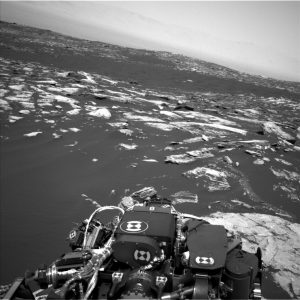 Curiosity Navcam Left B image taken on Sol 1519 November 13, 2016. Credit: NASA/JPL-Caltech