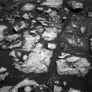 Another Curiosity Navcam Left B image taken on Sol 1526 November 21, 2016. Credit: NASA/JPL-Caltech