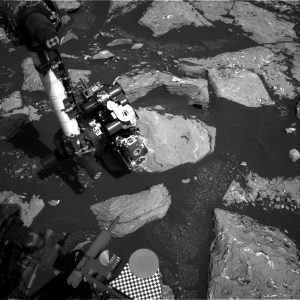 Curiosity Navcam Right B image taken on Sol 1533, November 28, 2016. Credit: NASA/JPL-Caltech