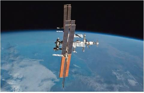 advanced space station - photo #12