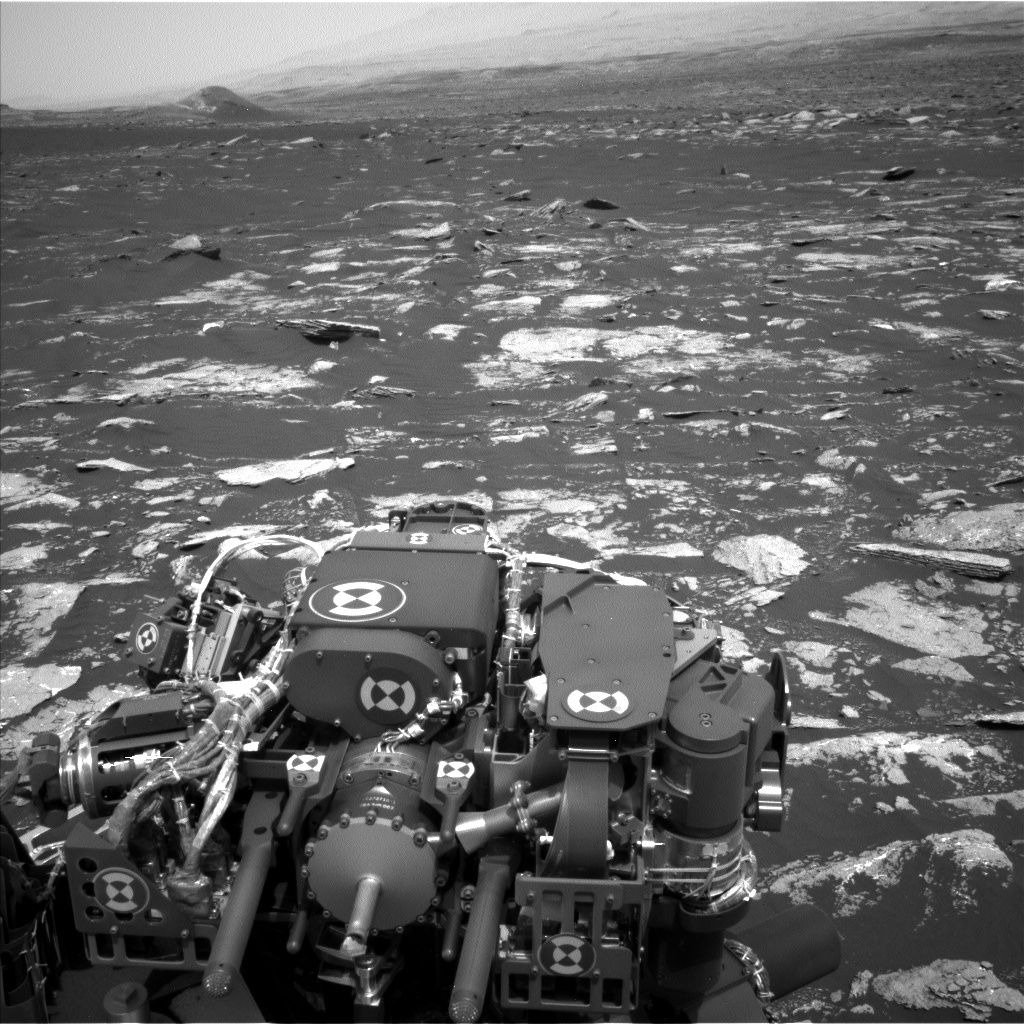 Curiosity Mars Rover: Dune Campaign Continues