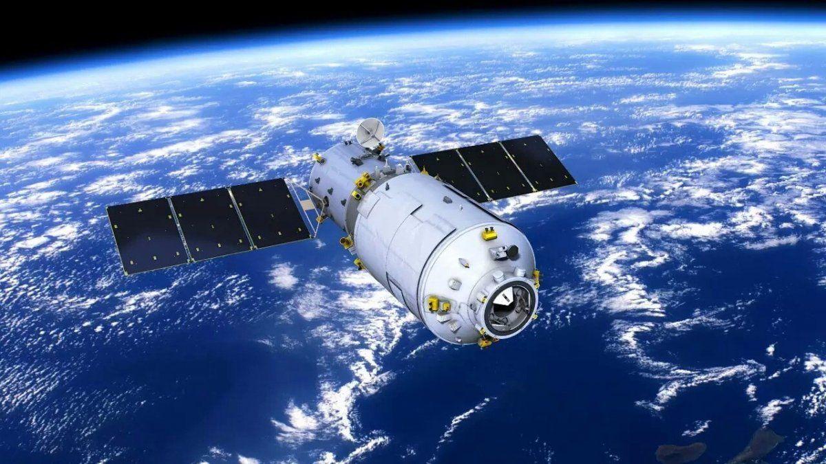 zakačiti zvono expressvu satelit