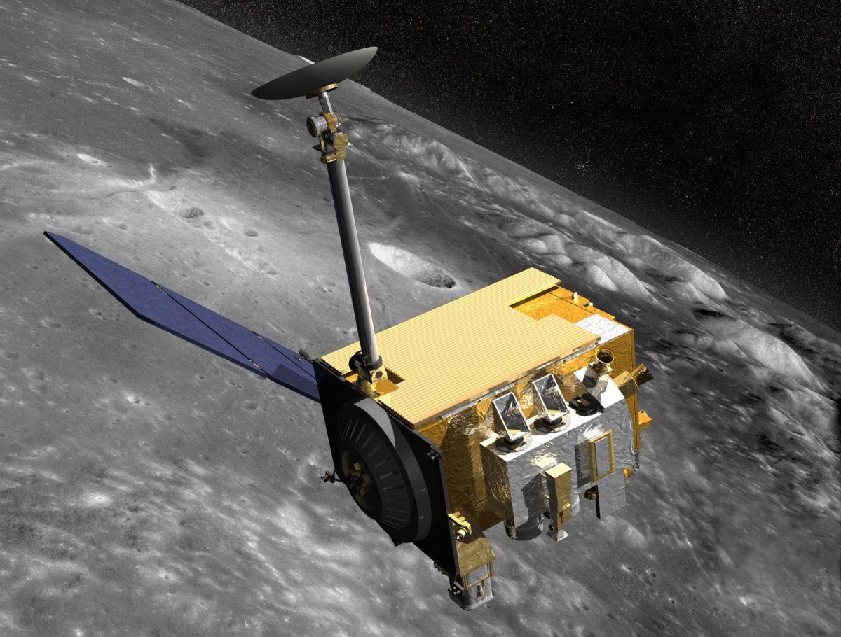 NASA Moon Orbiter Fails to Spot India's Lunar Lander