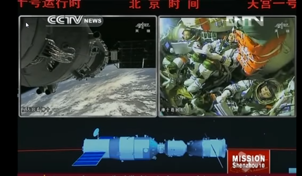 china�s tiangong1 space lab �out of control� statements