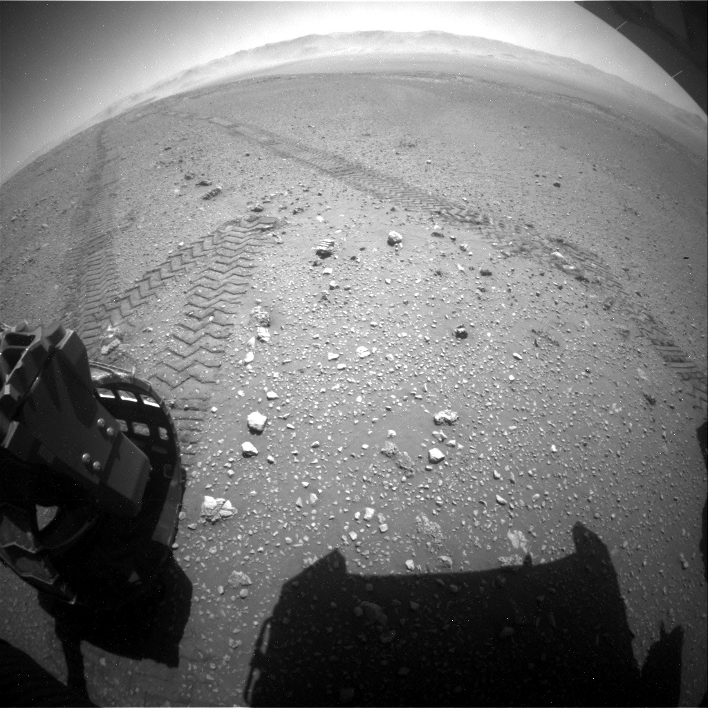 mars curiosity rover back online - photo #21