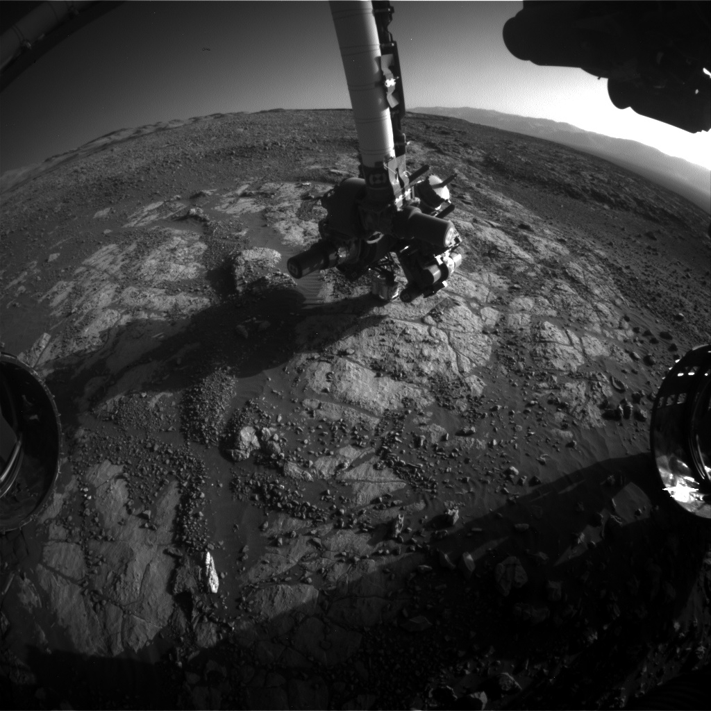 mars rover comes back online - photo #3