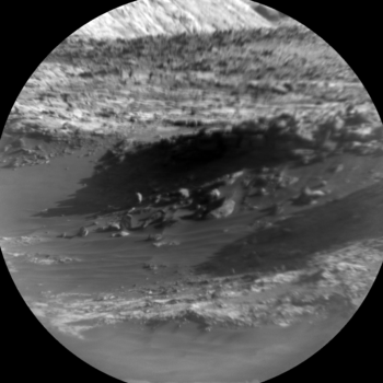 Curiosity on Mars: Drilling Down on the Red Planet
