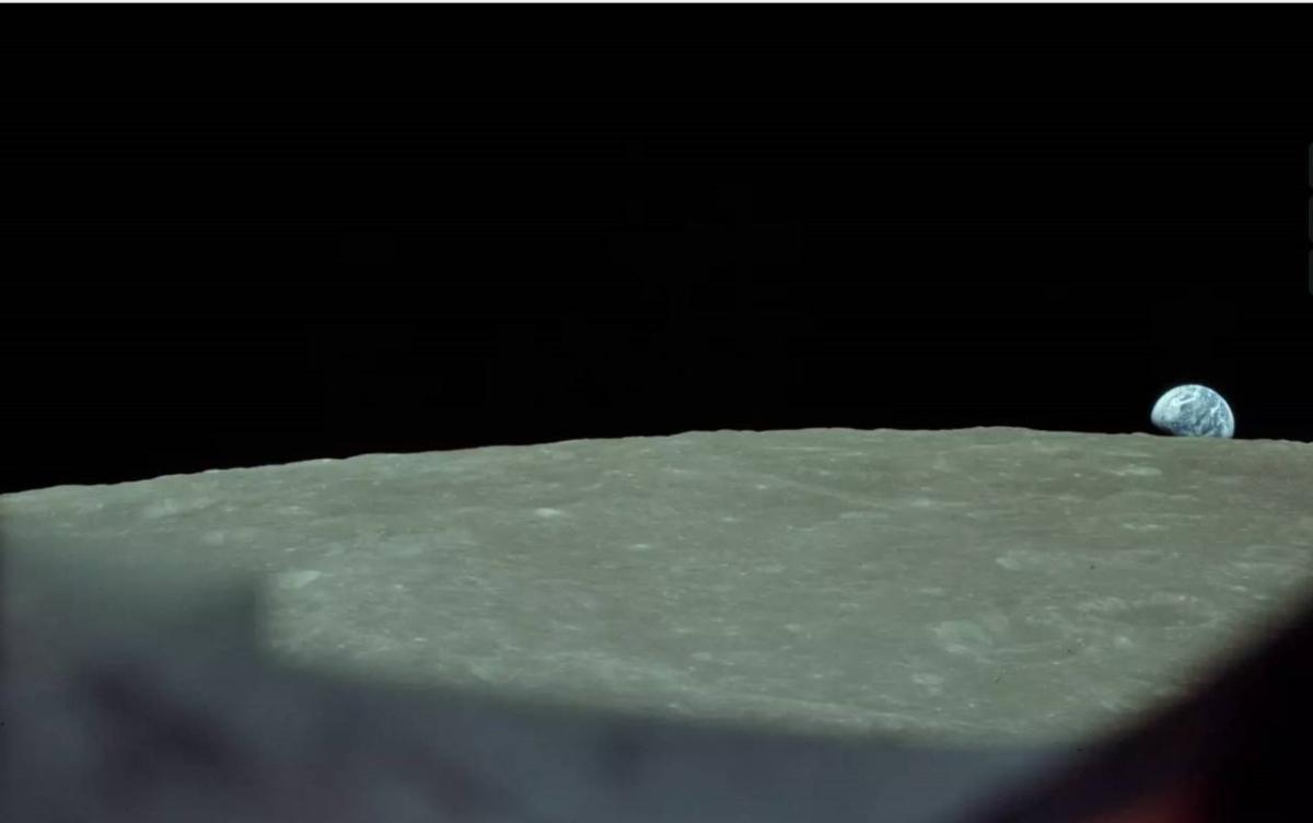 new film  earthrise  u2013 apollo 8 crew recalls awesome view