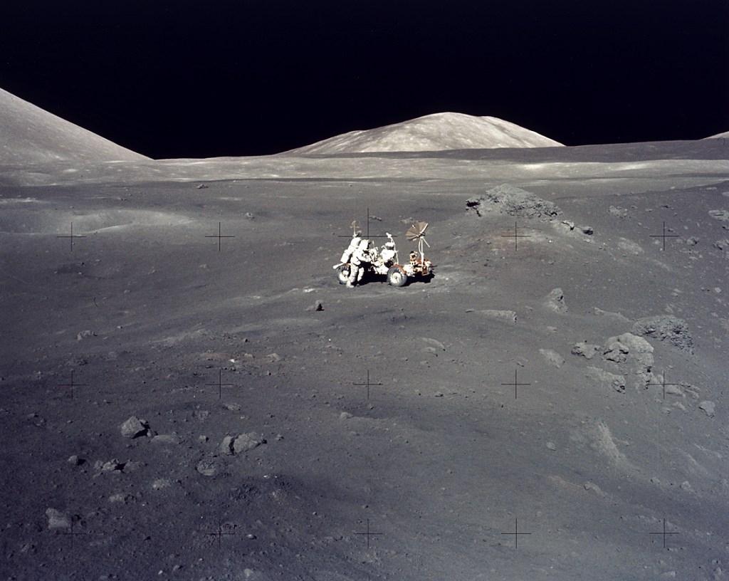 Livestream Event: 45th Anniversary of Apollo 17 Panel