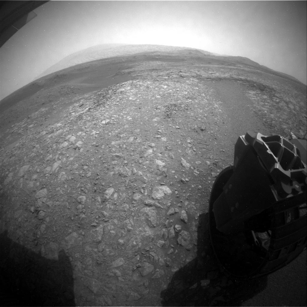 mars curiosity rover back online - photo #27